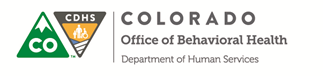 Colorado DHS Office of Behavioral Health